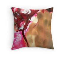 The Passion. Throw Pillow