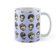 BTS (Bangtan Sonyeondan) FUNNY DERP FACE GRADIENT PURPLE Mug