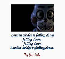 Five Nights at Freddy's 2: London Bridge Unisex T-Shirt