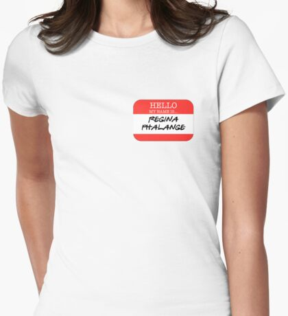 Friends - Regina Phalange Womens Fitted T-Shirt