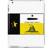 Texas Anarchist Flag iPad Case/Skin