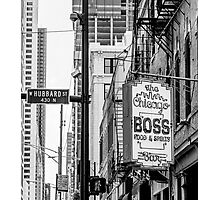 chicago boss Photographic Print
