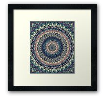 Mandala 112 Framed Print