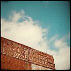 ghost sign by Lenore Locken