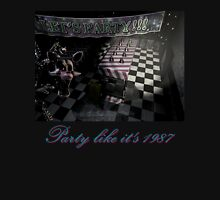 Five Nights at Freddy's 2: Party Like It's 1987 (Feat. Mangle) Unisex T-Shirt