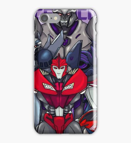 Decepticons, Rise Up! iPhone Case/Skin