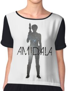 Padmé Amidala Galaxy Chiffon Top