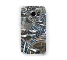 A Field of Bicycles Samsung Galaxy Case/Skin