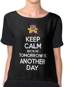 Tomorrow is Another Day Women's Chiffon Top