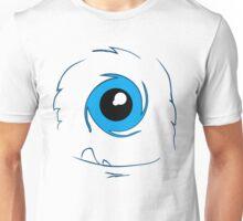 Le gentil yéti cyclope Unisex T-Shirt