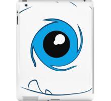 Le gentil yéti cyclope iPad Case/Skin