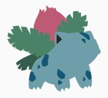 Kanto Starters - Ivysaur Kids Clothes
