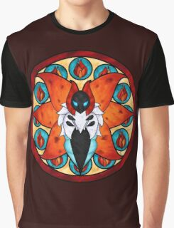 A Moth to the Sun Graphic T-Shirt