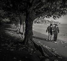 A walk in the park by António Jorge Nunes