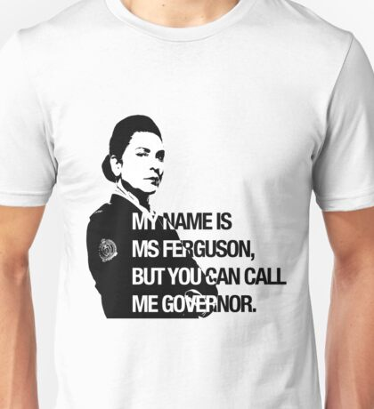 Governor Ferguson Unisex T-Shirt