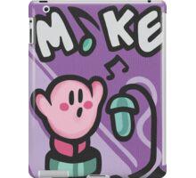 Kirby Mike iPad Case/Skin
