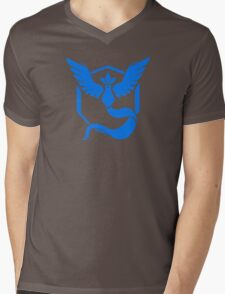 Team Mystic Pokemon Go shirt Mens V-Neck T-Shirt