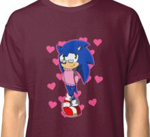 Cute Sonic Classic T-Shirt
