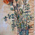 Australian flowers by Michele Meister
