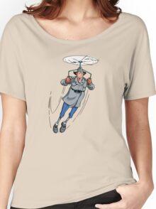 Gadget Copter Women's Relaxed Fit T-Shirt