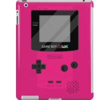 Gameboy Color 2.0 - Berry iPad Case/Skin