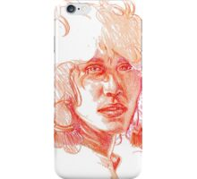 Colorful Woman iPhone Case/Skin