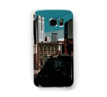 City // Comic Style Samsung Galaxy Case/Skin