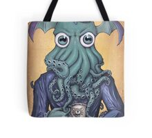 ChaiThulhu (Reign in Purple) Tote Bag