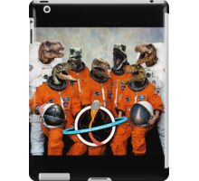 Dinosaurs... IN SPACE!! iPad Case/Skin