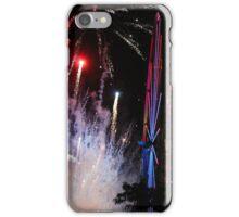Marin County Fair Fire Works 2014 iPhone Case/Skin