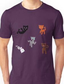 Kawaii Cats Unisex T-Shirt