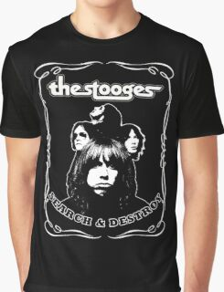 The Stooges (Search and Destroy) Graphic T-Shirt