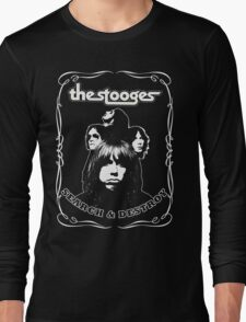 The Stooges (Search and Destroy) Long Sleeve T-Shirt