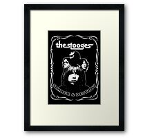 The Stooges (Search and Destroy) Framed Print