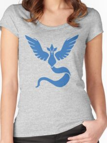 Mystic Articuno Women's Fitted Scoop T-Shirt