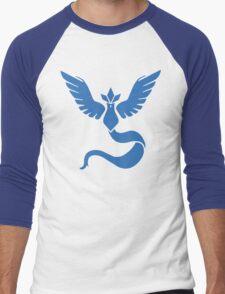 Mystic Articuno Men's Baseball ¾ T-Shirt