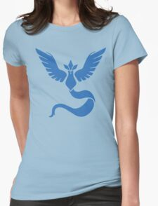 Mystic Articuno Womens Fitted T-Shirt