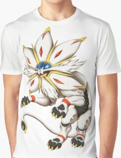 Pokemon - Solgaleo Graphic T-Shirt