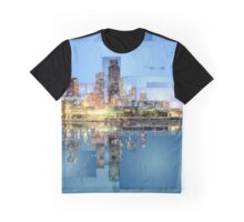 Chicago - Lake Michigan Graphic T-Shirt