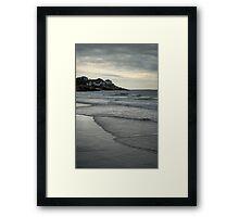 Good Harbor Beach I Color  Framed Print