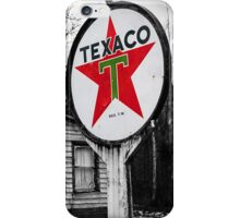 trust texaco iPhone Case/Skin