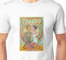 Corazón de tango by Diego Manuel Unisex T-Shirt