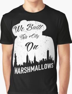 Marshmallow City  Graphic T-Shirt