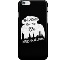 Marshmallow City  iPhone Case/Skin