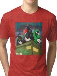 Magpie 8 Tri-blend T-Shirt