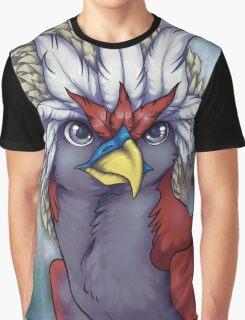 Pokemon - Braviary Graphic T-Shirt