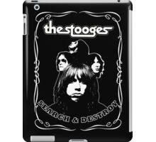 The Stooges (Search and Destroy) iPad Case/Skin