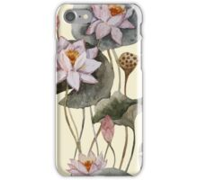 Boho Summer Floral Pattern iPhone Case/Skin