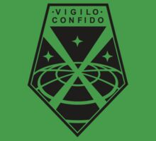 XCOM Project Staff Shirt Alt by RAGEDBUBBLE
