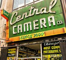 central camera by Lenore Locken